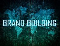 Brand Building Stock Photography