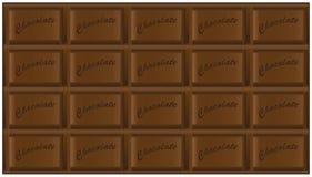 Brand Dark Chocolate Royalty Free Stock Photography