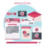 Brand Design Royalty Free Stock Photos