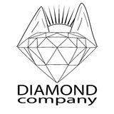Brand diamond sign Royalty Free Stock Photo