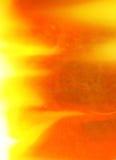 Brand en Dubbele Vlammenachtergrond Stock Afbeeldingen