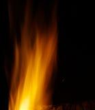 Brand en vlammen royalty-vrije stock fotografie