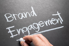 Brand Engagement Stock Images