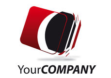 Brand. Generic brand for business communication Royalty Free Stock Image