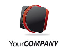 Brand. Generic brand for business communication Stock Photo