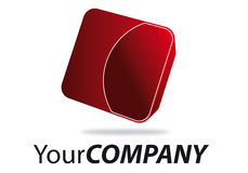 Brand. Generic brand for business communication Stock Photos