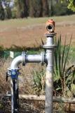 Brand Hidrant royaltyfri bild