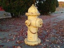 Brand Hidrant royalty-vrije stock afbeelding