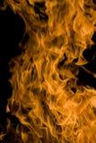 Brand, liefdevlammen Royalty-vrije Stock Afbeeldingen