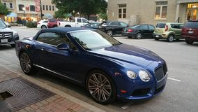 Brand new Bently Stock Images