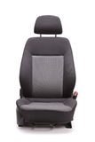Brand new black car seat Royalty Free Stock Images