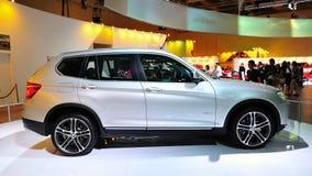 Brand new BMW X3 Royalty Free Stock Image