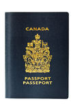 Brand new Canadian Passport Royalty Free Stock Image