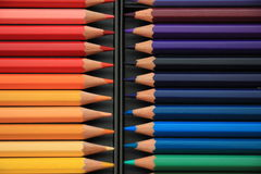 Brand new color pencils Royalty Free Stock Photography
