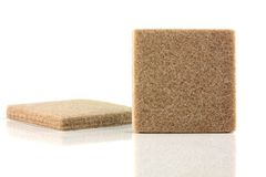 A brand new Furniture Leg Protection Pads Royalty Free Stock Images