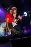 The Brand New Heavies group performs at Usadba Jazz Festival Royalty Free Stock Photo