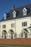 Brand new houses Royalty Free Stock Images