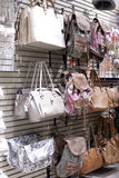 Brand new interior of accessories store Stock Photography