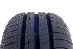 Brand new modern summer sports tire Royalty Free Stock Photo