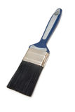 Brand new paint brush. A brand new paint brush isolated on white Royalty Free Stock Photography
