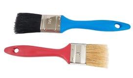 Brand new paint brush Stock Photos
