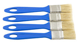 Brand new paint brush Royalty Free Stock Images
