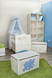 Brand New Room for child Stock Photography