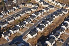 Brand New Suburb Aerial Stock Photos