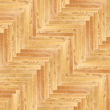 Brand new textured spruce floor Stock Photo