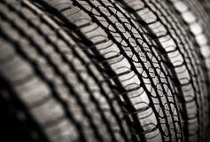 Brand New Tires Row Stock Photo
