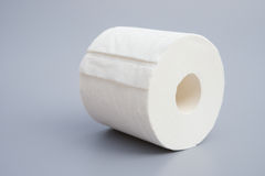 Brand new toilet roll Royalty Free Stock Images