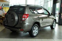Brand New Toyota RAV Stock Image