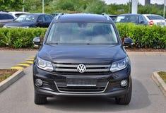 Brand new Volkwagen Passat Royalty Free Stock Image
