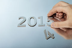 A Brand New Year Stock Photos