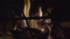 Brand på ett ugnskott