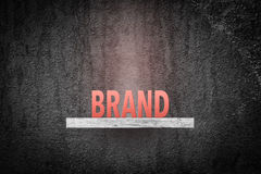 Brand propagation Stock Images