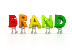 Brand Team Stock Images