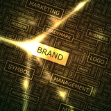 Brand Stock Image