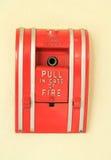 Brandalarm Stock Afbeeldingen
