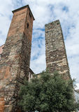 Brandale  tower Savona, Italy Royalty Free Stock Photos