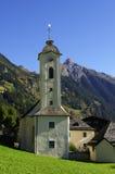 brandberg kościoła Zdjęcia Royalty Free