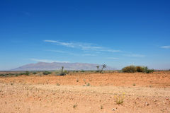Brandberg Mountain, Namibia Stock Images