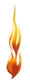Brandbeståndsdel Royaltyfri Bild