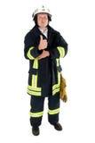 Brandbestrijder Stock Foto