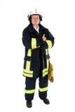 Brandbestrijder Royalty-vrije Stock Foto