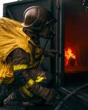 Brandbestrijder Ireland royalty-vrije stock afbeeldingen