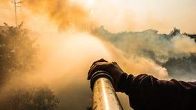 brandbestrijders Royalty-vrije Stock Afbeelding