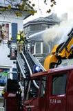 Brandbestrijders Stock Foto's