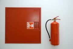 Brandblusapparaat Stock Afbeeldingen