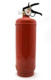 Brandblusapparaatcilinder Stock Afbeelding